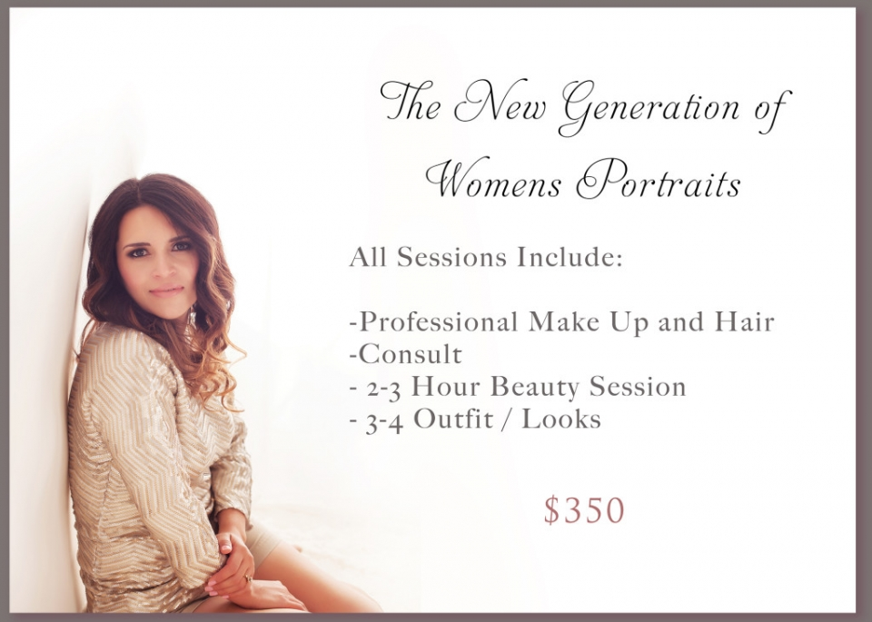 womens portrait studio Naples florida