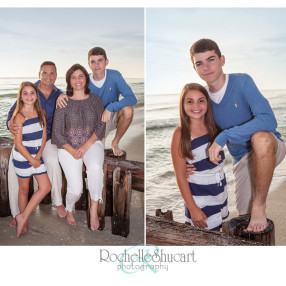 naples florida beach portraits