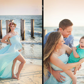 Maternity Pregnancy Photographer Naples FL