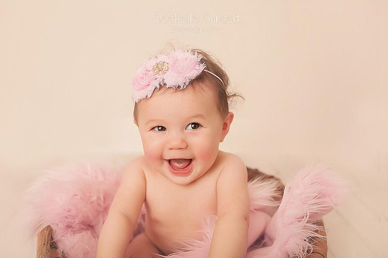 Naples Fl Baby Photographer Zoe 6 Months 187 Rochelle