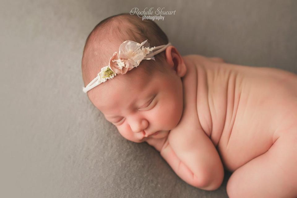 Best Newborn Baby Photographer Naples Fl Sienna